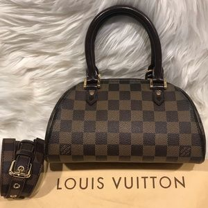 Louis Vuitton Damier Ebene Rivera Bag #7.2K